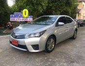 Toyota Altis 1.6 G DUAL VVTI ปี 2014
