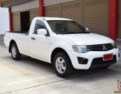 Mitsubishi Triton 2.4 SINGLE (ปี 2013) CNG Pickup MT
