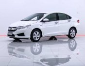 2015 Honda CITY V+ ออกรถ0บาทได้ทุกอาชีพพร้อมรับประกันหลังการขาย