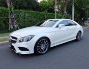 2015 Mercedes-Benz CLS250 CDI sedan