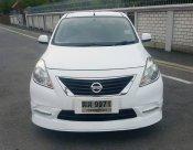 2012 Nissan Almera 1.2 VL sedan