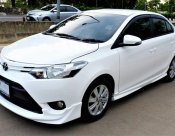 2015 Toyota VIOS E รถมือเดียว ไม่เคยชน ไม่เคยติดแก๊ส สวยจัด