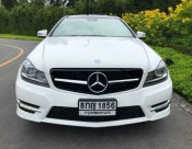 Mercedes Benz C 180Coupe 2013 AMG