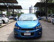Chevrolet Sonic LT 2014 sedan