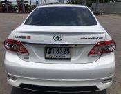 2011 Toyota Altis 1.6 E + CNG โรงงาน auto