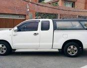 2011 Toyota Hilux Vigo EXTRA CAB J รถสวย แอร์เย็น เบาะสะอาดไม่ขาด / ภายในกว้างขวาง / เครื่องเสียงรองรับ CD, FM,