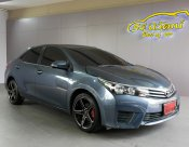2014 TOYOTA ALTIS 1.6 E CNG AT