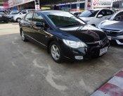 AA3199 2007 จด 2008 HONDA CIVIC 1.8 S AT สีดำ