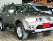 ฟรีดาวน์ ผ่อนเลยๆ  ราคา 379,000 บาท  Mitsubishi Pajero Sport 2.4 GLS SUV MT 2014