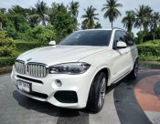 BMW X5 2.0 F15 xdrive40e M สีขาว 2018