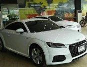 Audi TT Coupe 45TFSI Quattro S line ปี2018