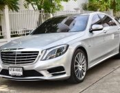 Mercedes Benz S500e AMG Dynamic ปี2017