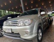 2011 Toyota Fortuner 2.7 V suv รถบ้าน มือเดียว ไม่มีชนหนัก สภาพสวย