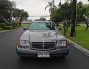1992 Mercedes-Benz 300SEL sedan