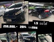 2014 Ford Fiesta 1.5 Titanium sedan