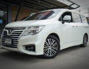 Nissan Elgrand 2.5 High-Way Star Wagon ปี 2016
