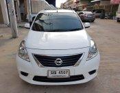 ขายรถเก๋ง NISSAN ALMERA 1.2E เกียร์AUTO ปี 2012