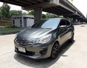 ฟรีดาวน์ Mitsubishi Attrage 1.2GLS ปี 2014 รถสวยพร้อมใช้งาน