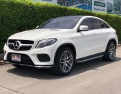 Benz GLE-Class GLE 350 d 4MATIC Coupe AMG Dynamic 2017