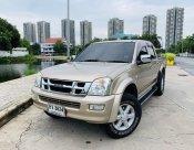 2003 ISUZU D-MAX CAB-4 3.0 LS 4WD AT รถบ้านแท้ ไม่ชนหนัก ไม่จมน้ำ