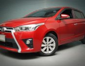Toyota Yaris 1.2 G Hatchback ปี 2015