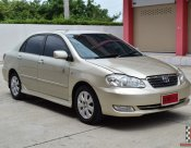 Toyota Corolla Altis 1.6 ALTIS หน้าหมู (ปี 2004) E Sedan AT