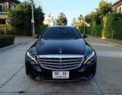 2015 Mercedes-Benz C300 Blue TEC HYBRID ไมล์1หมื่น ดาวน์0บาท