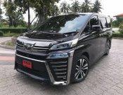 2019 Toyota VELLFIRE 2.5 Z G EDITION van