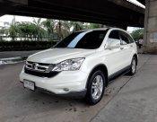 ฟรีดาวน์ Honda CRV 2.4EL navi 4WD ปี2010 ไมเนอร์เชนจ์ Suv สภาพสวยพร้อมใช้งาน