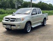 Toyota Hilux Vigo Double cab 2.5 E TM ปี2008