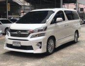 2014 Toyota VELLFIRE 2.4 Z G EDITION van