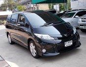 Toyota Estima Hybrid 2.4 G ปี09 รถครอบครัวอเนกประสงค์ขับดีไฟฟ้าทั้งคันขึ้นลงสะดวกน่าใช้