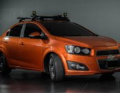 ฟรีดาวน์ Chevrolet Sonic 1.6LT ซื้อวันนี้แถมขับฟรี 3 เดือน