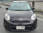 2012 Nissan MARCH 1.2 E hatchback