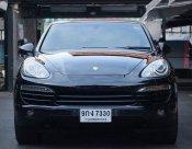 ดาวน์0บาท Porsche Cayenne Diesel 2012 (เครื่องรุ่นใหม่ฝาดำ) ไมล์7หมื่น