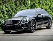 Mercedes​ S500e Exclusive Plug​ in​ Hybrid ปี​ 2017