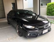"Honda Civic 1.5 RS Turbo Hatchback"" ปี2017"