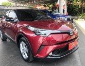 โตโยต้าชัวร์ Toyota CH-R Hybrid Hi- SUV AT 2018