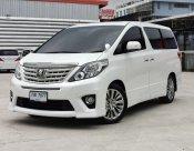 2013 Toyota ALPHARD 2.4 V mpv