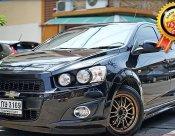 2014 Chevrolet Sonic 1.4 LTZ sedan