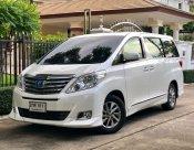 2013 Toyota ALPHARD 2.4 HYBRID van