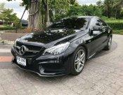 Mercedes Benz รุ่น E200 2.0 COUPE AMG (W207) ปี 2014