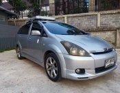 2005 Toyota WISH 2.0 Q suv ออกรถเพียง 4,000 เดิมทุกจุดสวย100% ขายราคาส่ง
