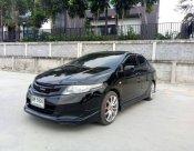 2011 Honda CITY 1.5 S i-VTEC sedan เดิมทุกจุดสวย100% มือเดียว ป้ายแดง ชุดแต่งครบ เบาะหนัง
