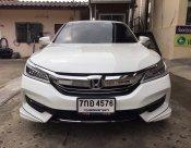 2016 Honda ACCORD 2.4 EL NAVI sedan