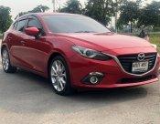 2015 Mazda 3 2.0 S Sports hatchback วิ่งน้อยเพียง 7x,xxx km ขายราคาขายส่ง ตลาดแตกเลยคะ ราคานี้