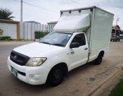 2010 Toyota Hilux Vigo 2.7 CNG pickup รถสภาพพร้อมใช้งานระยะยาว ใครหาอยู่ได้ไปไม่ผิดหวังแน่นอน