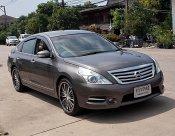 Nissan Teana 2.5 XV ปี13 รถบ้านมือเดียวสวยภายในนั่งสบายขับดีไม่แก็สเครื่องช่วงล่างแน่น