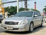 2008 Nissan TEANA 230JS sedanระบบไฟฟ้าสมบูรณ์ เครื่อง เกียร์ ช่วงล่างดีสุดสุด สีสัน เต็มทุกจุด