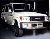 Landcruiser 70 Serie 30th Anniversary
